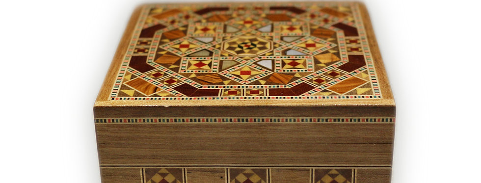Holz Mosaik  Box K 1-2-41