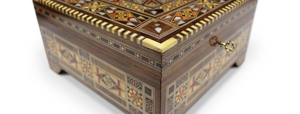 Holz Mosaik Box K 2525
