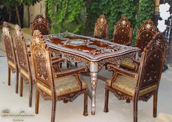 Tisch und Stühle MS 1608