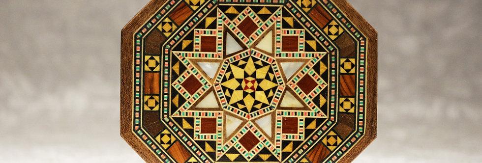 Holz Mosaik Box K 1-2-81