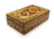 Holz Mosaik Box K 1-6-41