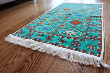 Teppich Mosaik