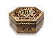 Holz Mosaik Box K 1-2-61