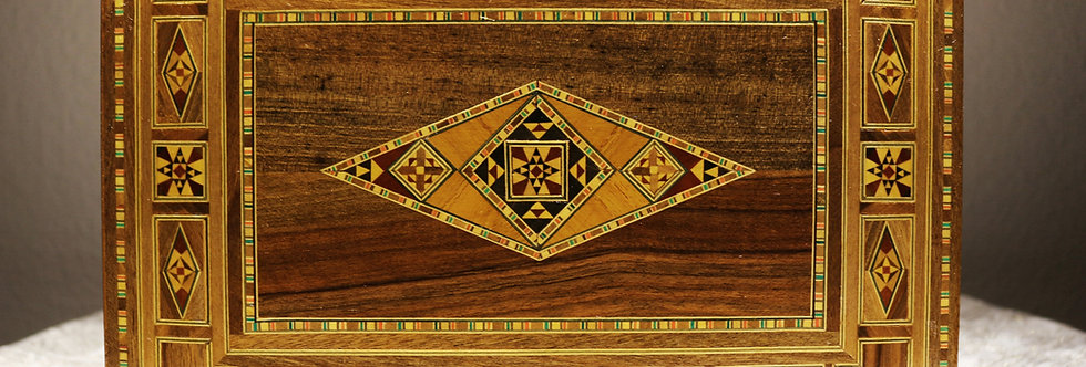 Holz Mosaik Box K 2-3-41