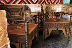 Syrische Masaik Sessel 14