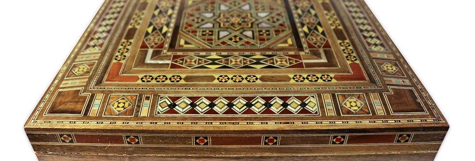 Holz Mosaik Schatulle K 22-44