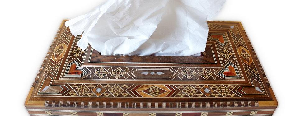 Taschentuch-box aus Holz,für Papiertücher,Servietten