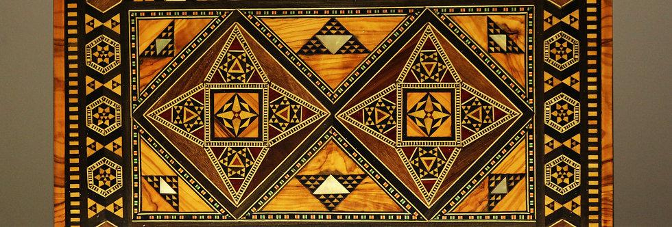 Holz Schmuckschatulle K 1-9-41