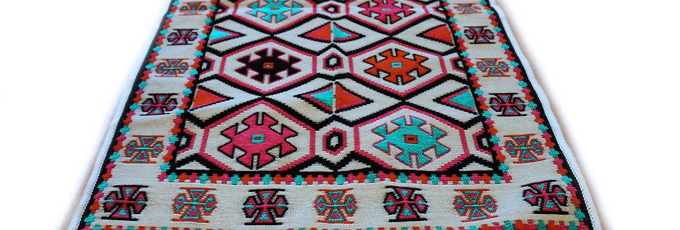 Teppich Mosaik S 1-2-03