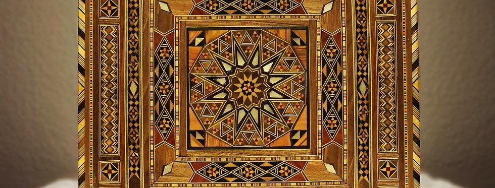 Holz Mosaik Box K 2-2-31