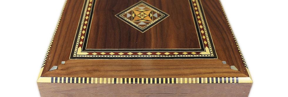 Holz Mosaik Schatulle K 11-25