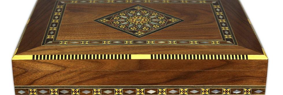 Holzbox  Mosaik  K 2-2-440