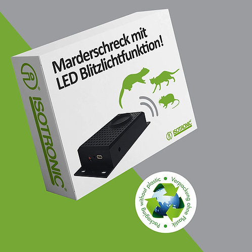 LED Marder-Mausvertreiber Auto/ Mobil