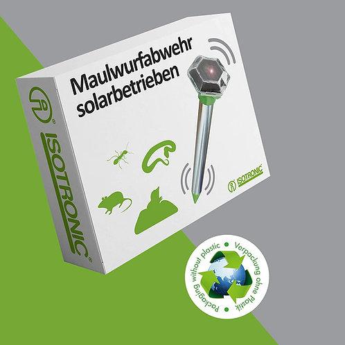 Solar Wühltier- Schlangenvertreiber