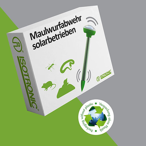 Solar Wühltiervertreiber