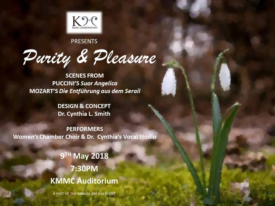 Purity & Pleasure - Opera Scenes