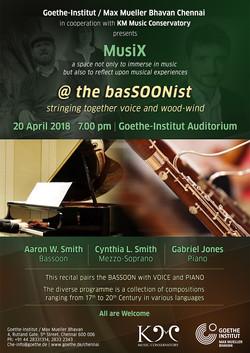 @ the basSOONist - MusiX