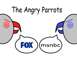 Rocky's Politics 101: Lesson #2: The Angry Parrots
