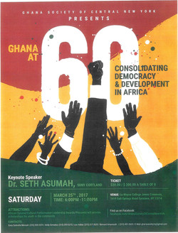 Ghana 60th Independence