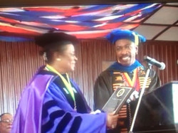 Dr. Asumah and Dr. Davis-Russell
