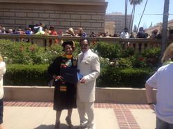 Dr. Tosha Asumah and Dr. Seth Asumah