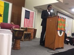 Keynote Speaker - Ghana 60th