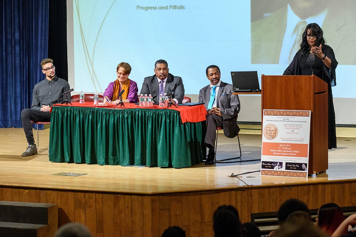 SUNY Scholars Panel