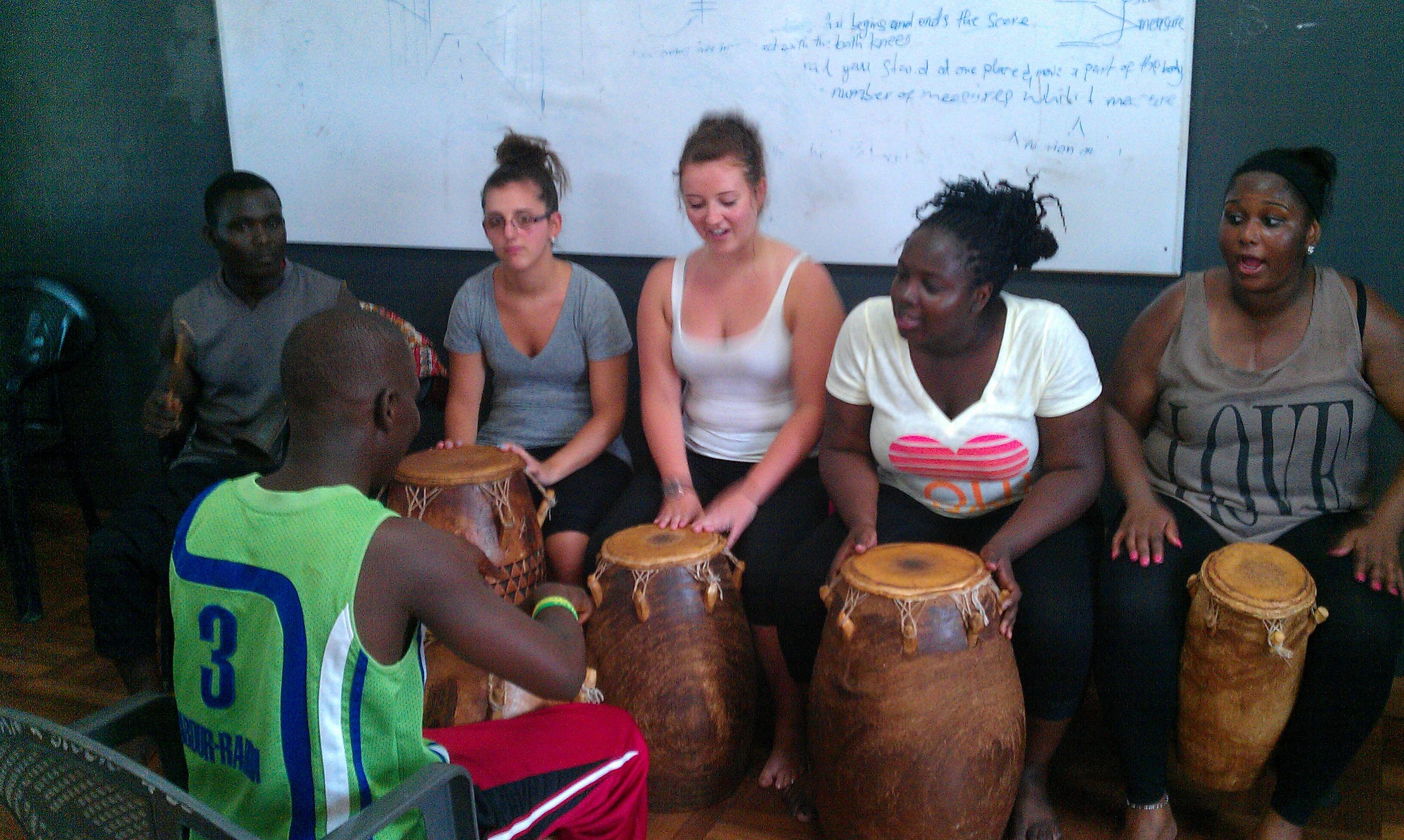 Study Aboard Ghana