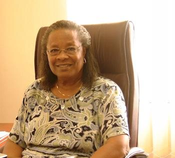 Dr. Elizabeth Davis-Russell