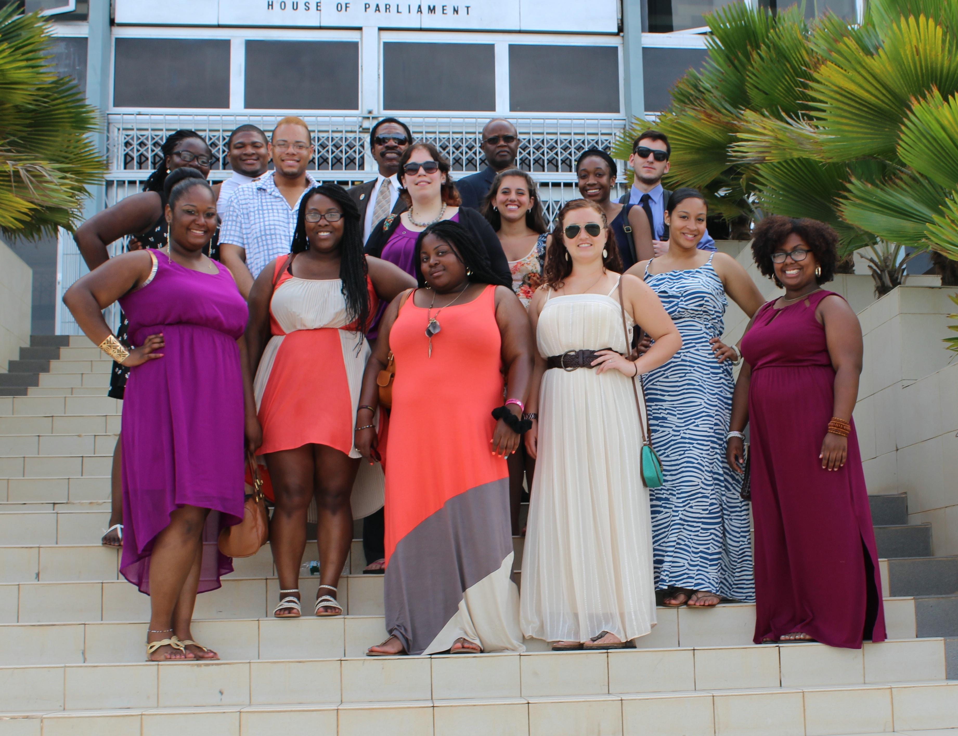 Ghana Parliament 2013