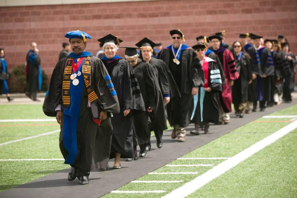 SUNY Cortland Graduation
