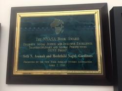 NYASA Book Award