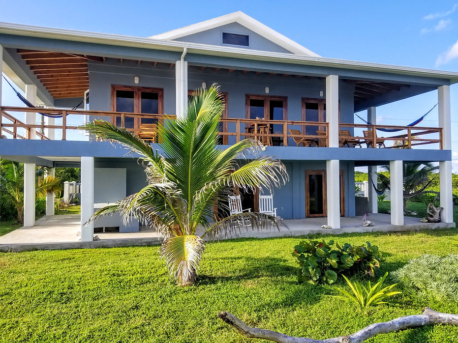 Coral Ridge House | Utila, Honduras