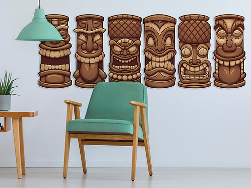 Set Tiki Kings