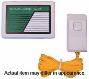 Personal Pager wireless call button