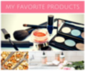 MY FAVORITE PRODUCTS.png