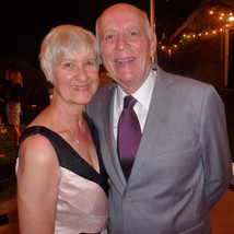 My amazing Mom and Pop!