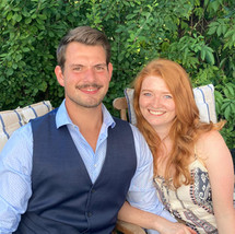 My Handsome Stepson and his gorgeous girlfriend!