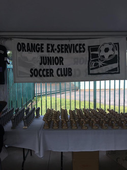 Orange Ex-Services Soccer Club