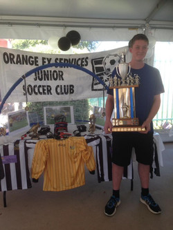 Orange Ex-Services Soccer Club