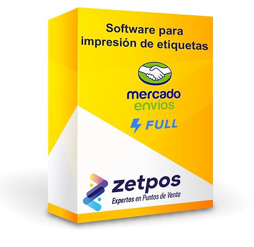 Software para impresión de etiquetas Full