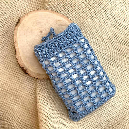 Soap Scrubbies (Dusty Blue)