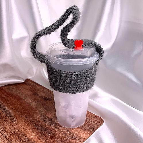 Bubble Tea Holder (Grey)