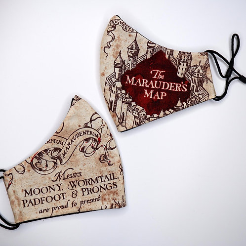 Harry Potter: The Marauder's Map