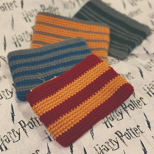 HARRY POTTER Pouch Collection