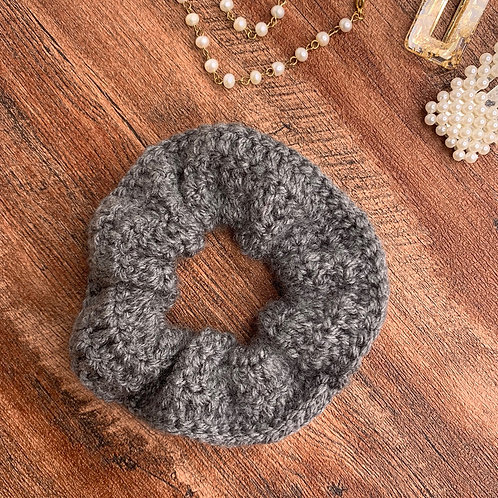 Scrunchie (Dusty Grey)