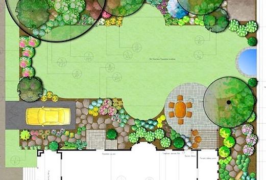 Landscape Design in St. Charles