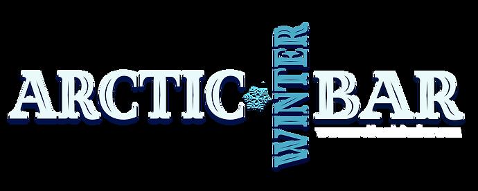 Arctic Winter Bar Font.png