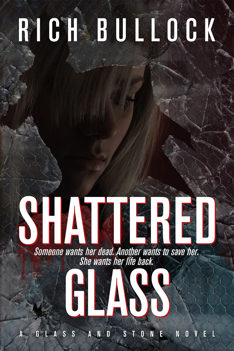 Shattered Glass Cover