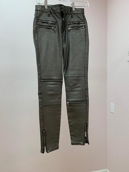 Zara Silver Jeans